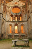 Abbazia di san galgano Royalty Free Stock Photography