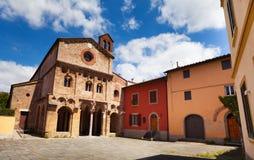 Abbazia di San Zeno Stockfotos