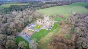 Abbazia di Tintern contea Wexford l'irlanda fotografia stock