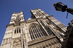 Abbazia di Westminster Immagine Stock