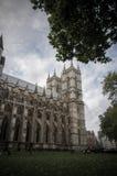 Abbazia di Westminster Immagine Stock Libera da Diritti