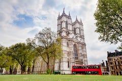Abbazia di Westminster. Londra, Inghilterra, Regno Unito Fotografie Stock Libere da Diritti