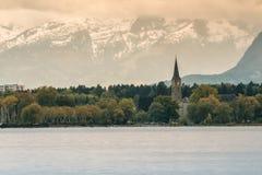 Abbazia di Wettingen-Mehrerau Fotografia Stock