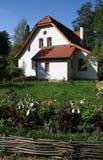 Abbazia nella proprietà Polenovo Fotografia Stock