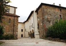 Abbazia Rosazzo Stock Images