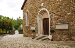 Abbazia Rosazzo Royalty Free Stock Image