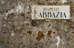Abbazia Rosazzo Stock Photos