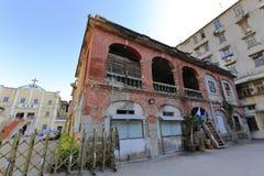 Abbehaus katholischer Kirche Xiamens Lizenzfreie Stockfotografie