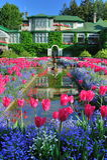 Abbellimento italiano del giardino Fotografia Stock Libera da Diritti
