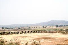 Abbellisca in Toko vicino al lago Volta nella regione del Volta nel Ghana Fotografia Stock Libera da Diritti