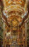 abbeyÖsterrike melk Royaltyfri Fotografi