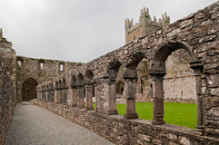 abbey Arkivfoton