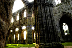 Abbey. Tinteter abbey wales Royalty Free Stock Photo