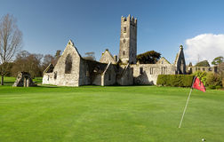 Abbey of Adare golf club Stock Photography