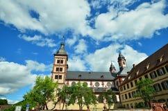 Abbey Amorbach Royaltyfri Foto