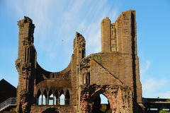 abbey arbroath Scotland Obrazy Royalty Free