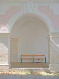 Abbey av Heiligenkreuz Royaltyfria Bilder