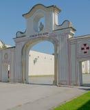 Abbey av Heiligenkreuz Arkivbild