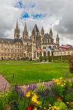 Abbey av Saint Etienne, Caen Royaltyfria Bilder