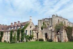 abbey cernay de vaux Fotografering för Bildbyråer