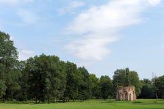 abbey cernay de vaux Royaltyfri Bild