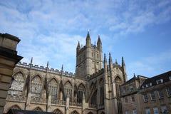 Abbey Church av St Peter och Saint Paul, bad, gemensamt K Fotografering för Bildbyråer