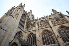 Abbey Church av St Peter och Saint Paul, bad, gemensamt K Royaltyfri Fotografi