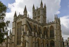 Abbey Church, baño Imagen de archivo