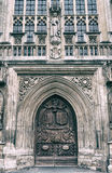 Abbey Church de la abadía del baño de San Pedro y de Saint Paul aka Imagenes de archivo