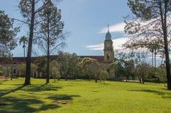 Abbey Church de la trinidad santa Imágenes de archivo libres de regalías