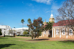 Abbey Church and Monastery: New Norcia Royalty Free Stock Images