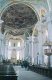 Abbey Church Neresheim Fotografía de archivo libre de regalías