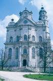 Abbey Church Neresheim Royalty Free Stock Photo