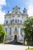 Abbey Church Neresheim Royalty Free Stock Images