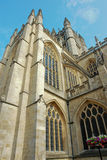 The Abbey Church of Saint Peter and Paul in Bath stock image