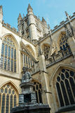 The Abbey Church of Saint Peter and Paul in Bath Royalty Free Stock Photography