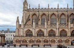 The Abbey Church of Saint Peter and Saint Paul aka Bath Abbey Royalty Free Stock Image