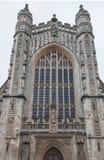 The Abbey Church of Saint Peter and Saint Paul aka Bath Abbey Royalty Free Stock Photography