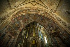 Abbey, Convento de Cristo Royalty Free Stock Photos