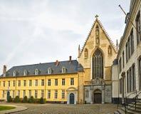 Abbey de la Cambre Royalty Free Stock Photography