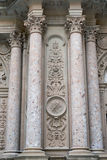 abbey de maria montserrat santa Royaltyfri Fotografi