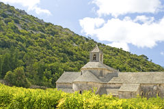 Abbey de Senanque, Gordes. Provence Royalty Free Stock Images