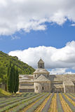 Abbey de Senanque, Gordes. Provence Fotografía de archivo libre de regalías