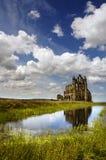 abbey dni słonecznej whitby zdjęcie royalty free