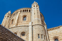 Abbey of the Dormition Royalty Free Stock Photo
