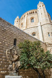 Abbey of the Dormition Stock Photography