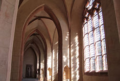 Abbey of Eberbach Royalty Free Stock Photo