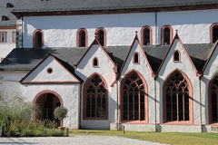 Abbey of Eberbach Royalty Free Stock Image