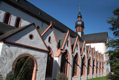 Abbey of Eberbach Stock Images