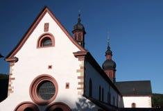Abbey of Eberbach Stock Photo